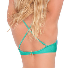 SIETE MARES - Criss Cross Back Bra Top