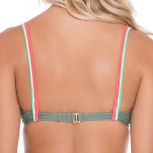 UNSTOPABBLE - Colored Strings Sporty Bra