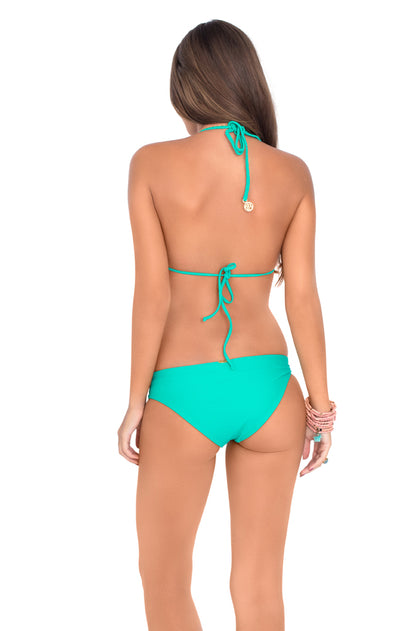 LET'S BE MERMAIDS - Triangle Top & Moderate Bottom • Mermaid Crossing