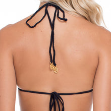 DESERT BABE - High Neck Illusion Halter Top