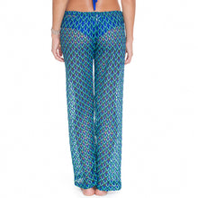 BLUE KISS - Beach Pant