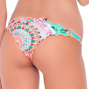 DREAM CATCHER - Drawstring Back Scrunch Bottom