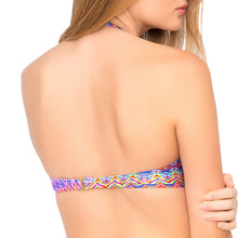 FREE LOVE - Underwire Push Up Bandeau Top