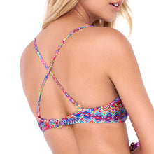 FREE LOVE - Criss Cross Back Bra Top