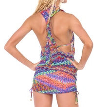 FREE LOVE - T Back Mini Dress