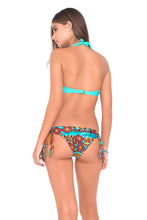 PINEAPPLE FIELDS - Weave Underwire Top & Weave Moderate Bottom • Multicolor