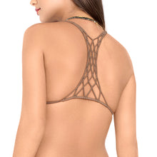 SECRETS IN THE SAND - Knotted Net Back Triangle