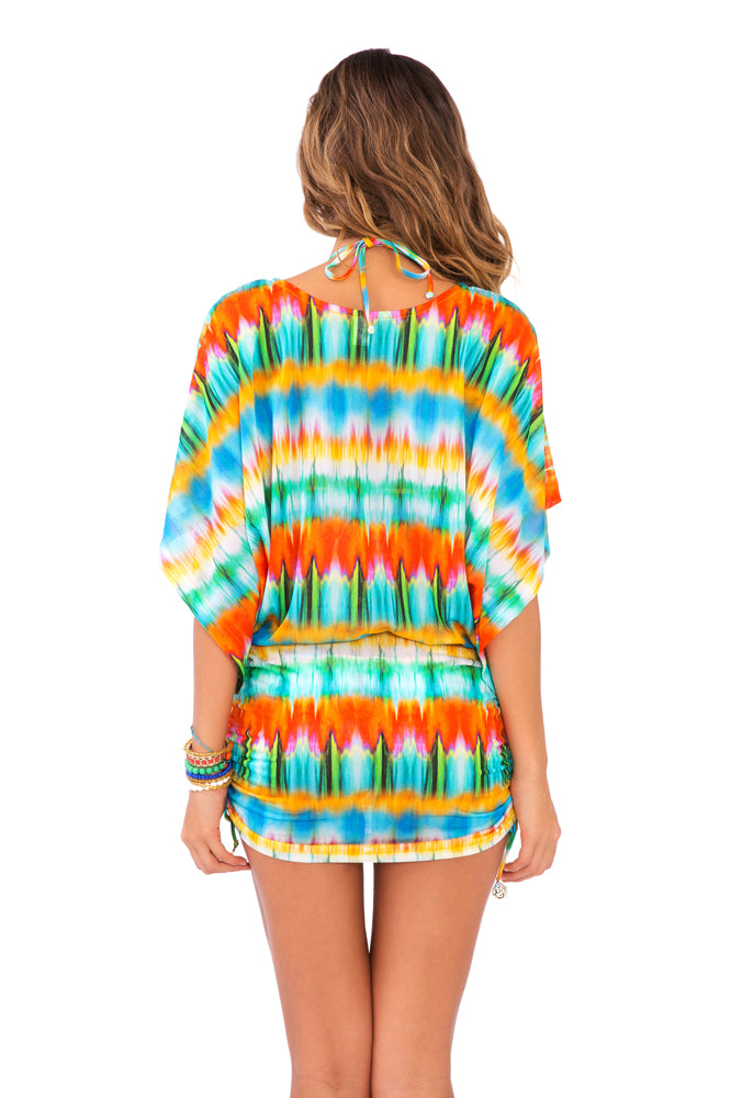 OCEAN WHISPERS - South Beach Dress • Multicolor