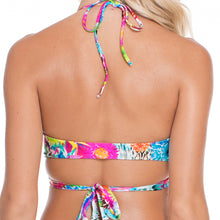 PARAISO - Cross Over Halter Top