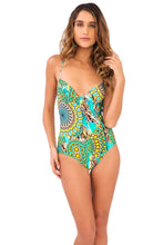 MOON PRINCESS - Chic Underwire One Piece • Multicolor