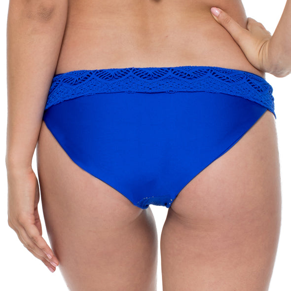 TROPICAL PRINCESS - Fold Over Seamless Full Bottom