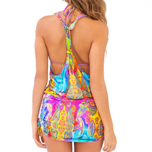 BAREFOOT & FREE - T Back Mini Dress
