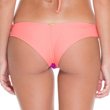 SUNSET ANGEL - Braided Lo Rise Hipster Bottom