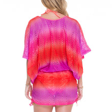 SUNSET ANGEL - Cabana V Neck Dress