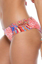 MANDINGA - Underwire Adjustable Top & Scrunch Panty Full Bottom • Multicolor