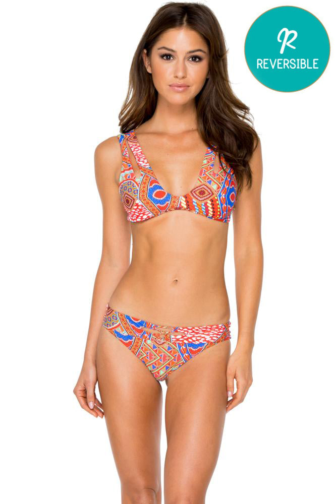 MANDINGA - Beatriz Top & Matanzas Bottom • Multicolor