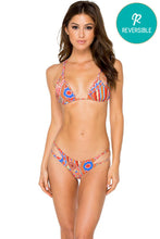 MANDINGA - Guadalupe Triangle Top & Varadero Bottom • Multicolor