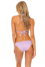 ORILLAS DEL MAR - Triangle Halter Top & Full Bottom • Unicorn