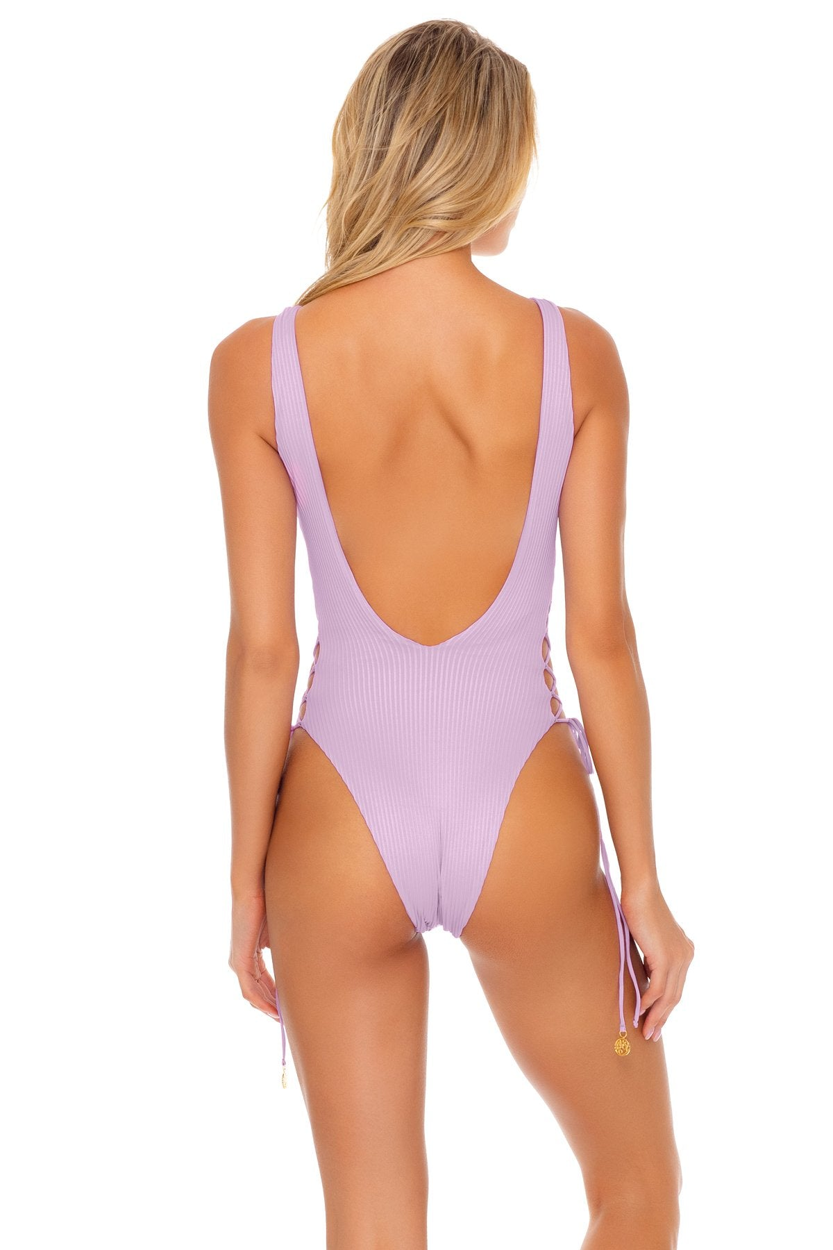 ORILLAS DEL MAR - Open Side One Piecebodysuit • Unicorn