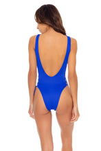 ORILLAS DEL MAR - Open Side One Piecebodysuit • Blue My Mind