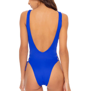 ORILLAS DEL MAR SUMMER - Open Side One Piece Bodysuit