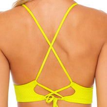ORILLAS DEL MAR SUMMER - Cross Back Bustier Top