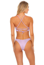 ORILLAS DEL MAR - Underwire Top & High Leg Brazilian Bottom • Unicorn