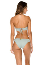 ORILLAS DEL MAR - Underwire Bandeau Top & Full Bottom • Jardines