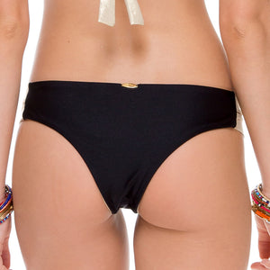 WARRIOR SPIRIT - Split Band Skimpy Bottom