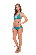 COSITA BUENA - Halter Top & Full Bottom • Exuma