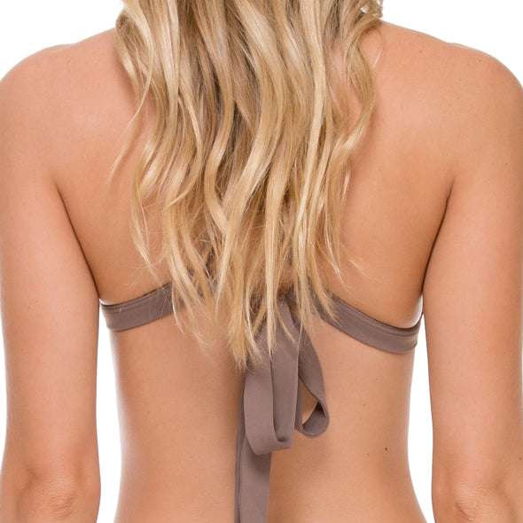 COSITA BUENA - Adjustable Back Halter Top