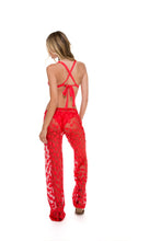 COSITA BUENA - Adjustable Back Halter Top & Beach Pant • Girl On Fire