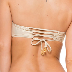 MUCHACHITA LINDA - Cut Out Underwire Top