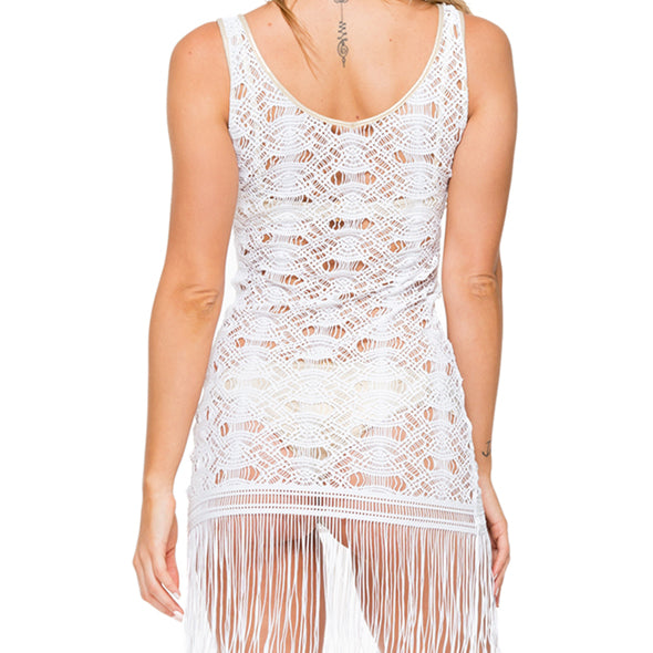 MUCHACHITA LINDA - Flirty Fringe Dress