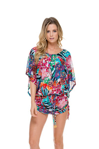 LIKE A FLAME - South Beach Dress • Multicolor