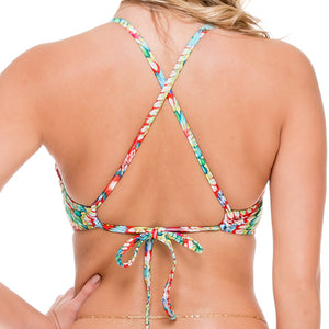 WILD HEART - Underwire Adjustable Top