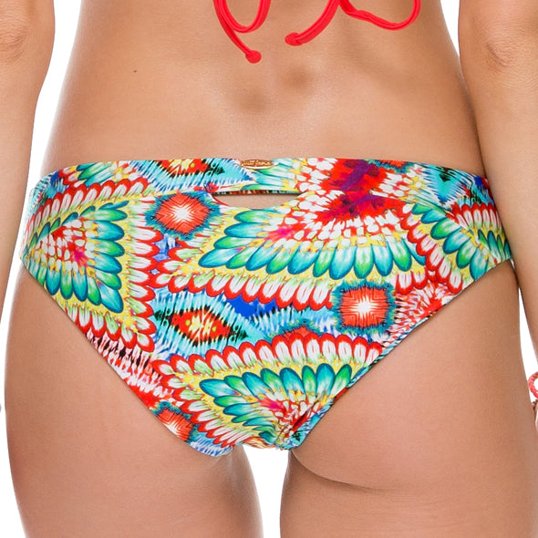 WILD HEART - Peek Hole Reversible Moderate Bottom