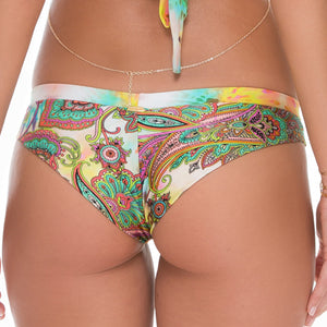 CALLEJERA - Cut Out Reversible Cheeky Bottom