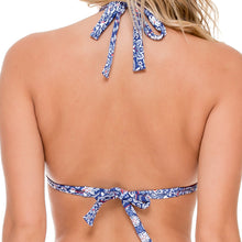 NAUGHTY GIRL - Triangle Halter Top