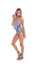 NAUGHTY GIRL - Ruffle One Piece • Multicolor