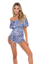 NAUGHTY GIRL - Drifter Romper • Multicolor