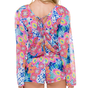 BEAUTIFUL MESS - That's A Rap Romper