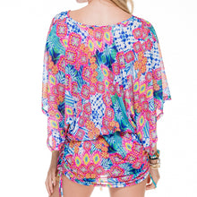 BEAUTIFUL MESS - Cabana V Neck Dress