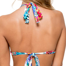 ENCANTADORA - Triangle Halter Top