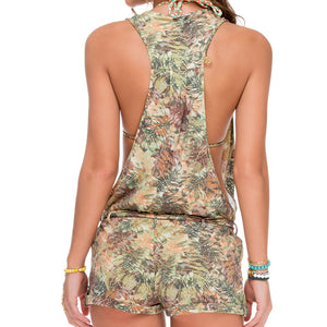 WORLD ON FIRE - Peace Out Romper