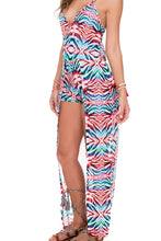 LIKE A FLAME - Wandress Romper • Multicolor