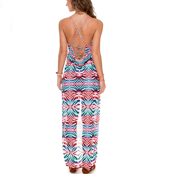 LIKE A FLAME - Wandress Romper