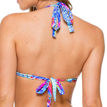 STAR GIRL - Triangle Halter Top