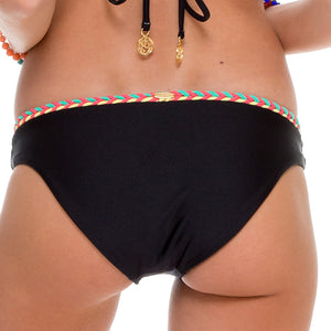ATREVIDA - Multicolor Crochet Full Bottom