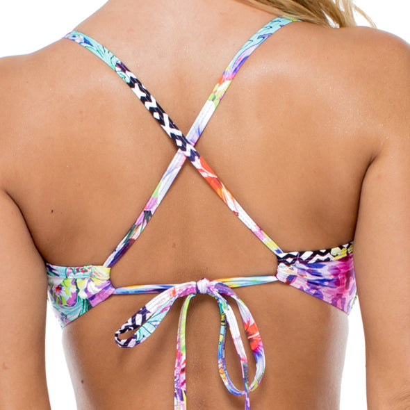 GUAJIRA SUPERSTAR - Underwire Adjustable Top